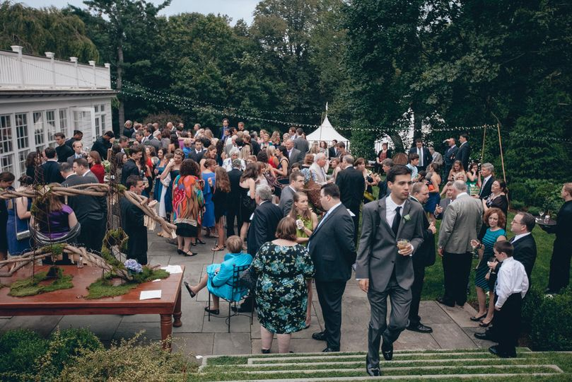 new york backyard wedding 063