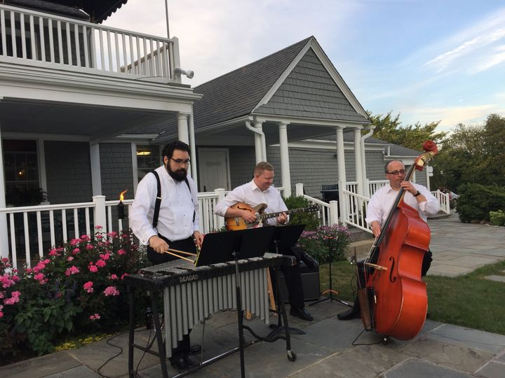 Jazz trio in Newport