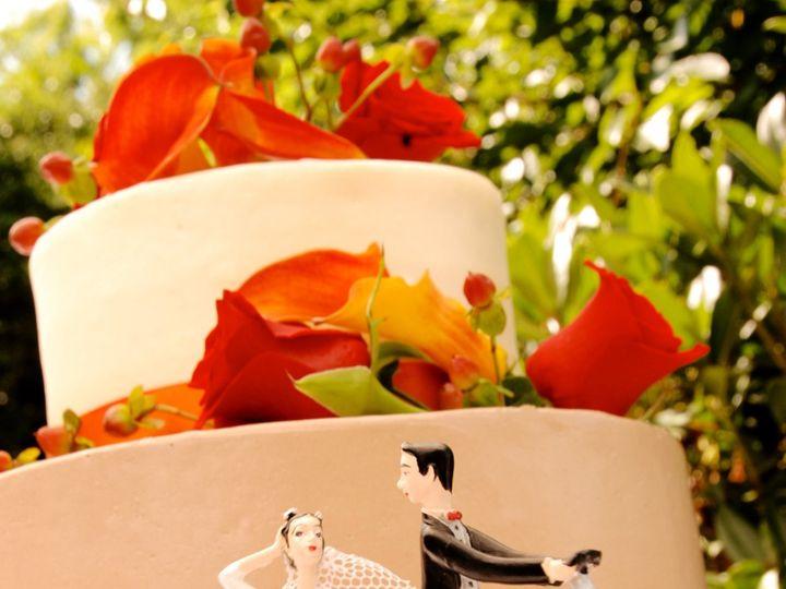 Tmx 1374858392432 Verbenabakery Arcata wedding cake