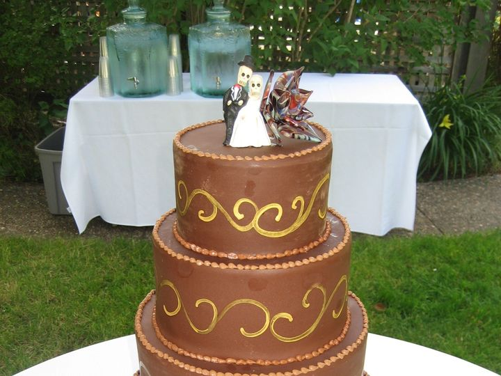 Tmx 1374858483133 Img2666 Arcata wedding cake