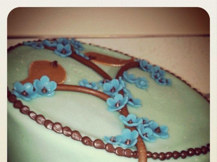 Tmx 1374859205276 Img1063 Arcata wedding cake