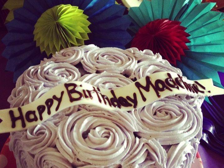 Tmx 1374859208106 Img3361 Arcata wedding cake