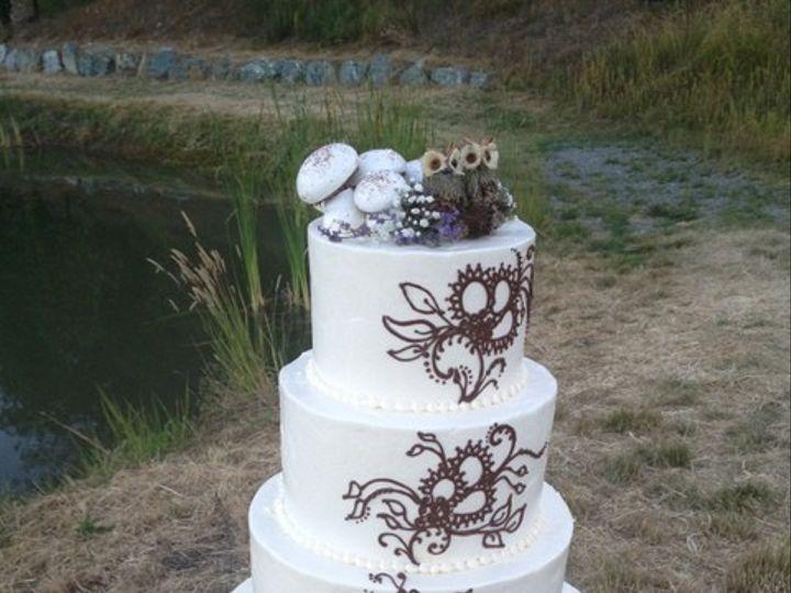 Tmx 1374859214340 Img3457 Arcata wedding cake