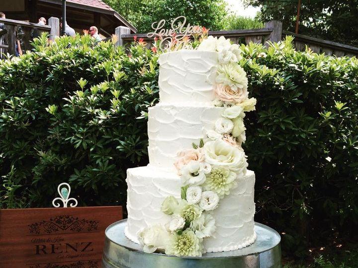 Tmx 1453165634975 Fieldbrookw Arcata wedding cake