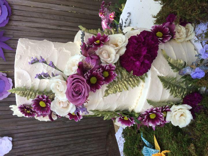 Tmx 1453165659046 Img0180 Arcata wedding cake