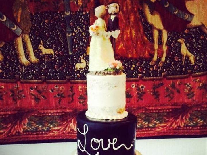 Tmx 1453165888313 Naked Arcata wedding cake