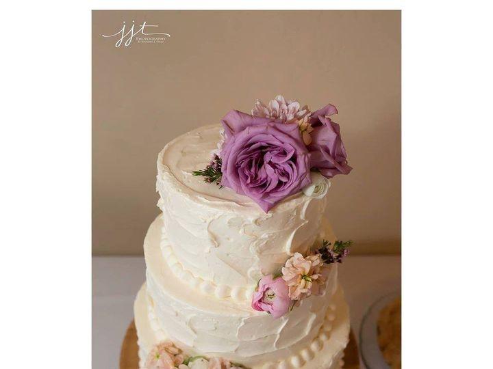 Tmx 1453165896689 Rachel Arcata wedding cake