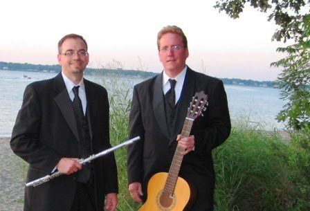 Take 2 as classical flute and guitar