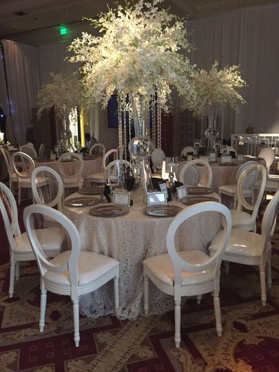 Chiavari Chair Rentals of Dallas