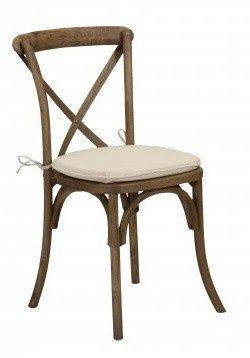 Tmx 1498741143330 X Back Chair With Cushion Dallas, TX wedding rental