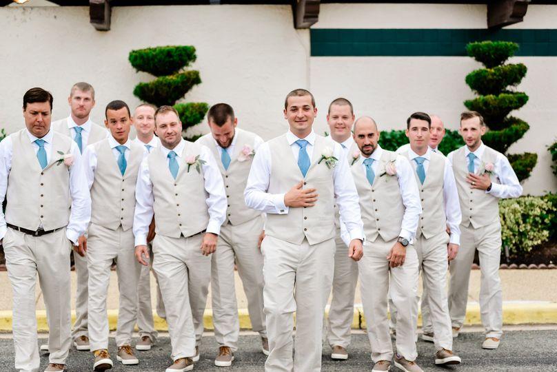 The gentlemen.