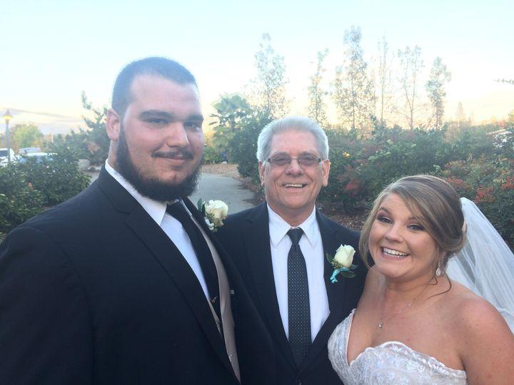 Tmx 1511362811478 0def6652 282e 42fc 93d6 Ce6c92857365 Roseville, California wedding officiant
