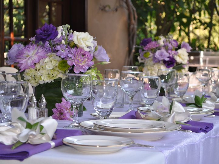 Tmx 1426124987760 Avh Lavender Centerpieces Redondo Beach, California wedding florist