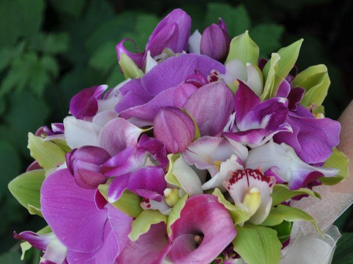 Tmx 1426136903464 Fuchsia Bridal Bouquet Redondo Beach, California wedding florist