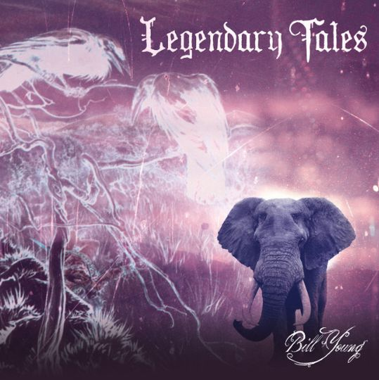 legendary tales cover