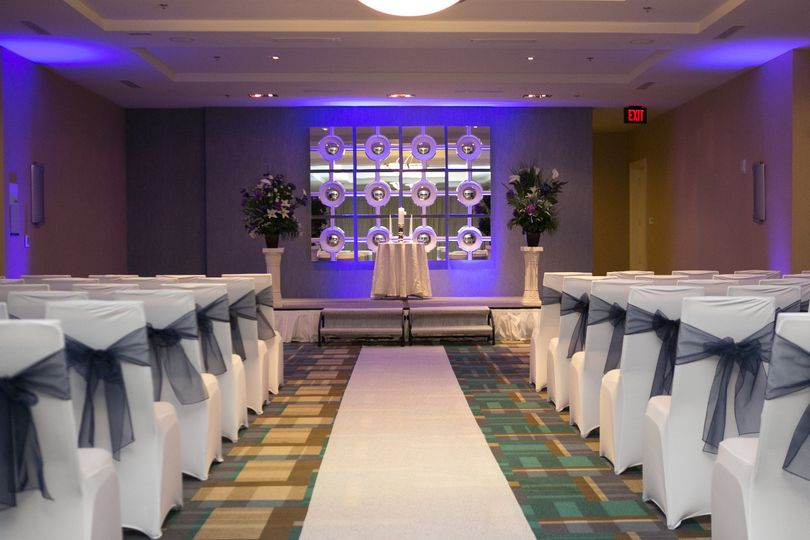 A ceremony at 1805 on the Boulevard located in the Walt Disney World Resort. Call 407-827-7066 for...