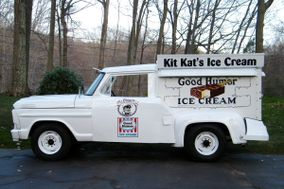 Kit Kats Ice Cream Truck
