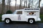 Kit Kats Ice Cream Truck image