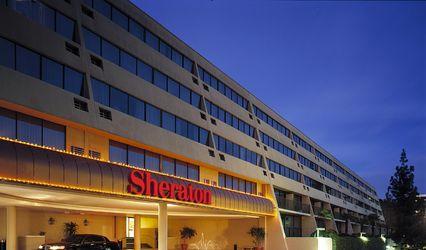 Sheraton Pasadena Hotel