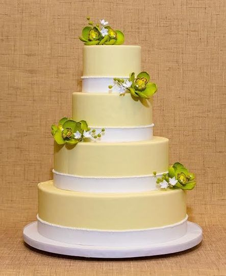 MADE IN HEAVEN CAKES LLC - Wedding Cake - Brooklyn, NY - WeddingWire