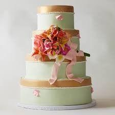 Tmx 1398396031269 Greenandpinkcak Brooklyn wedding cake