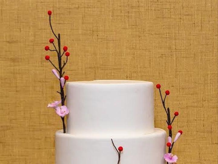 Tmx 1398396047679 Branchescak Brooklyn wedding cake