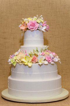 Tmx 1398397666111 Made In Heaven Cakes Wedding  Brooklyn wedding cake