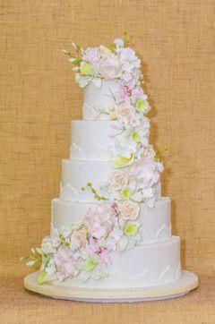 Tmx 1398397827035 Made In Heaven Cakes Wedding  Brooklyn wedding cake