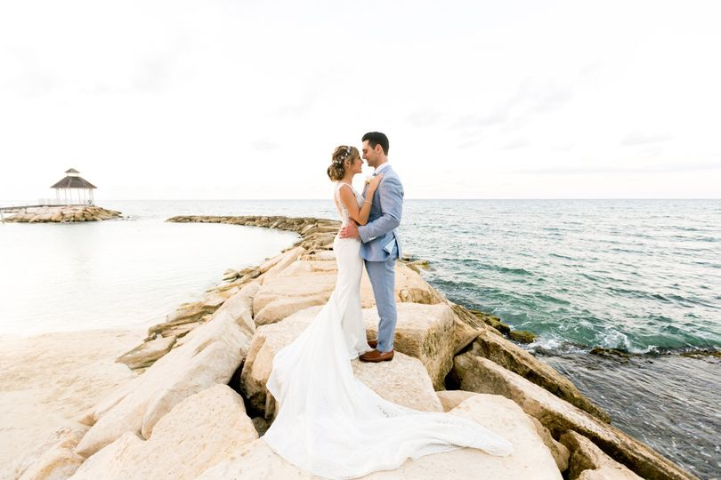 Wedding Videos and Photos in Punta Cana by CoresFilms
