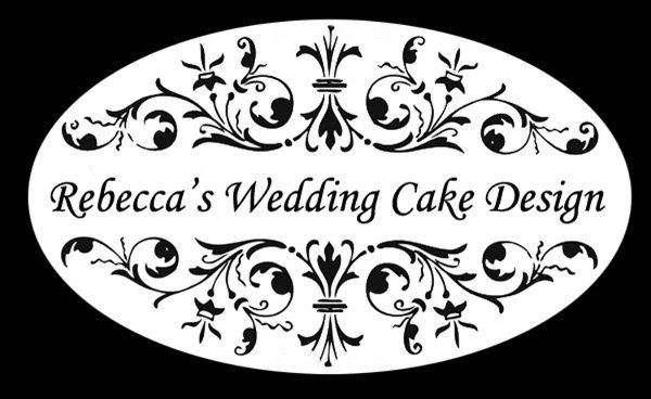 Rebecca's Wedding Cake Design