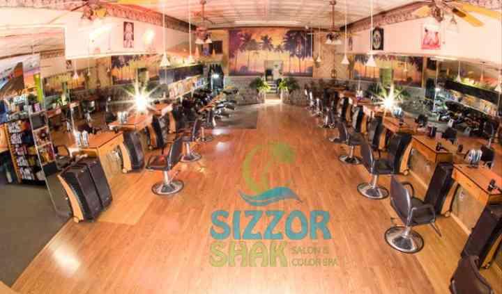 Sizzor Shak Salon and Wedding Spa