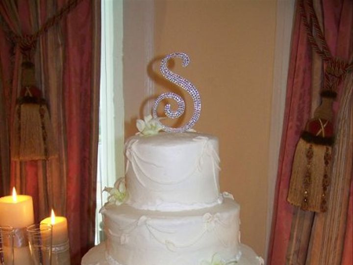 Tmx 1294180668396 1001679 League City, Texas wedding cake