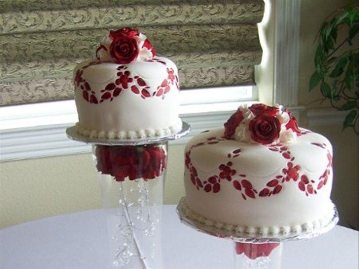 Tmx 1294180962302 1002388B League City, Texas wedding cake