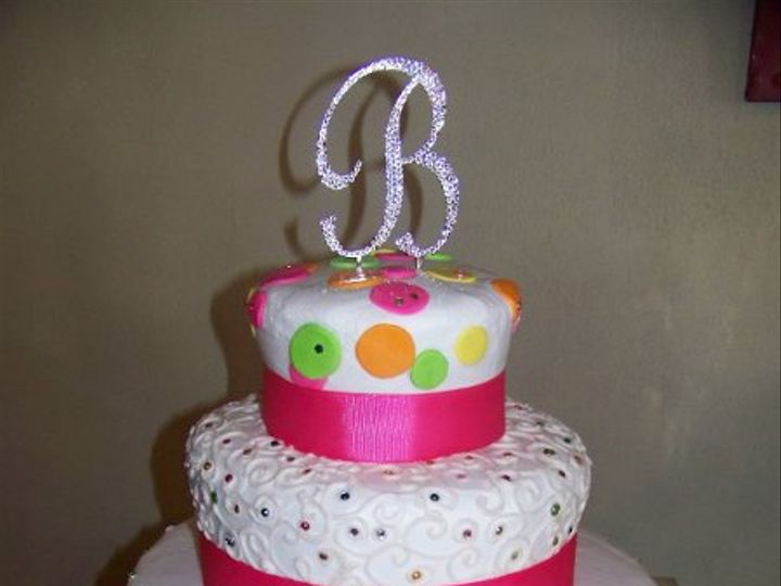 Tmx 1294181155989 1002737 League City, Texas wedding cake
