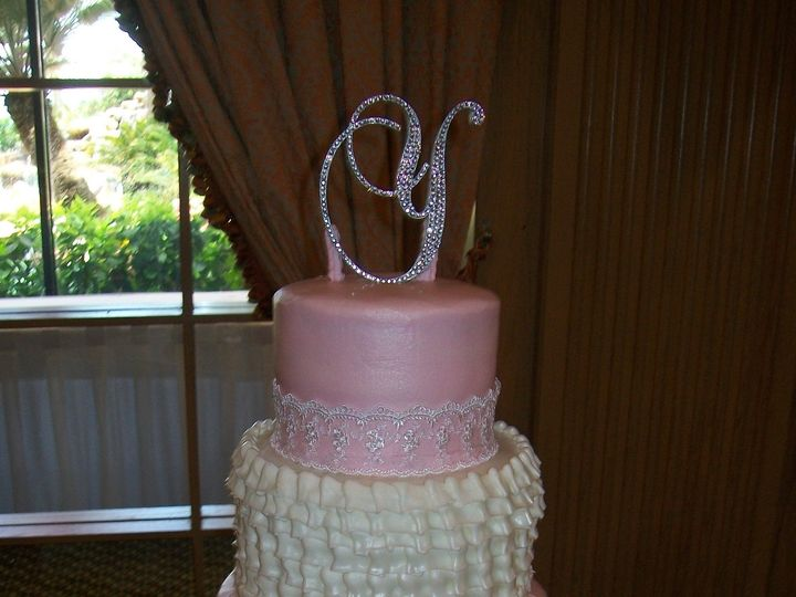 Tmx 1403736723595 Wedding 54 League City, Texas wedding cake