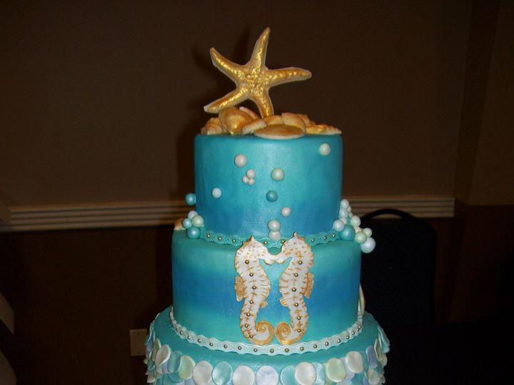 Tmx 1403736822007 Wedding 103 League City, Texas wedding cake
