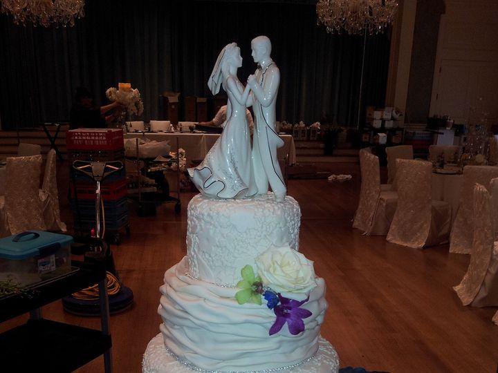 Tmx 1403736838243 Wedding 142 League City, Texas wedding cake