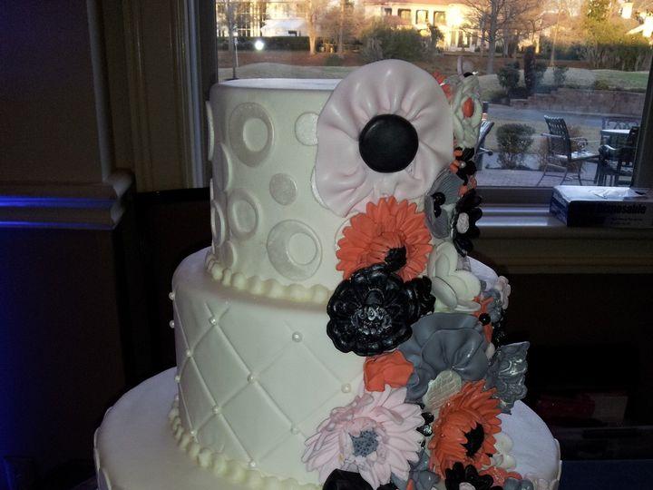 Tmx 1403736957596 Wedding 297 League City, Texas wedding cake