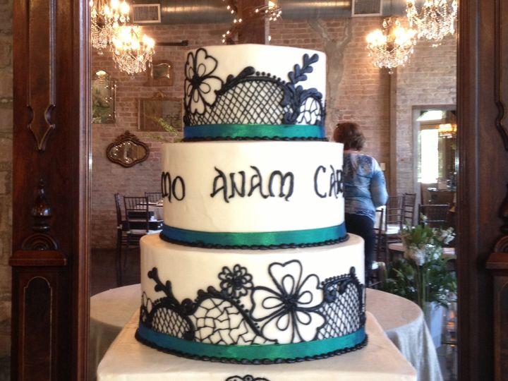 Tmx 1403737115777 Wedding 389 League City, Texas wedding cake