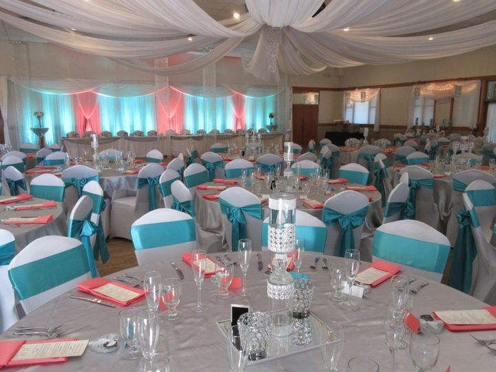 Indoor Banquet Hall