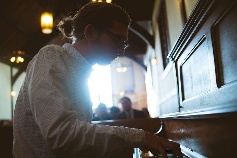 Sean Atkinson - Guitarist/Pianist - Ceremony Music - Brooklyn, NY