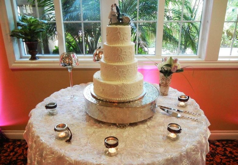 Wedding Dream Cake