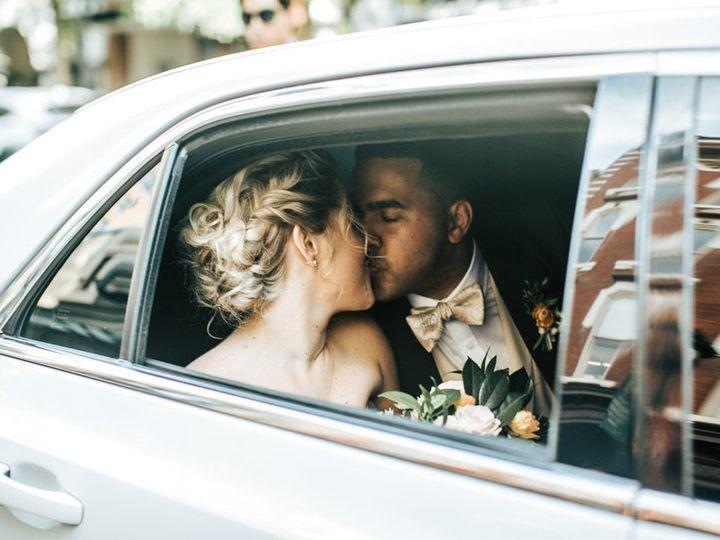 Tmx 1515697348 Bb620c8894940fed 1515697346 348acfa95932ee4d 1515697346227 2 Bfw Megan Morales  Raleigh, North Carolina wedding transportation