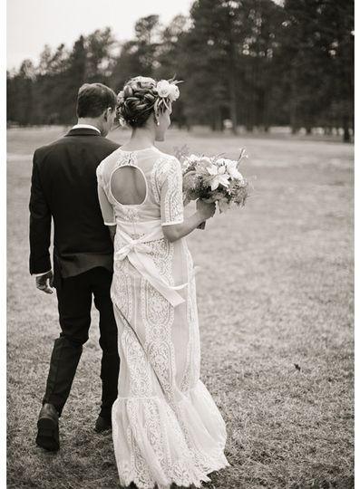 black forest colorado wedding la foret rustic