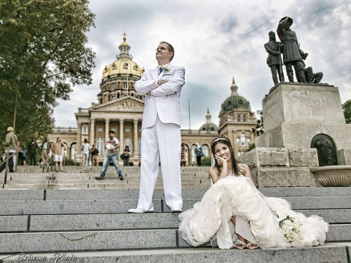 Tmx 1456405259840 Wed0215thumb West Des Moines, IA wedding photography