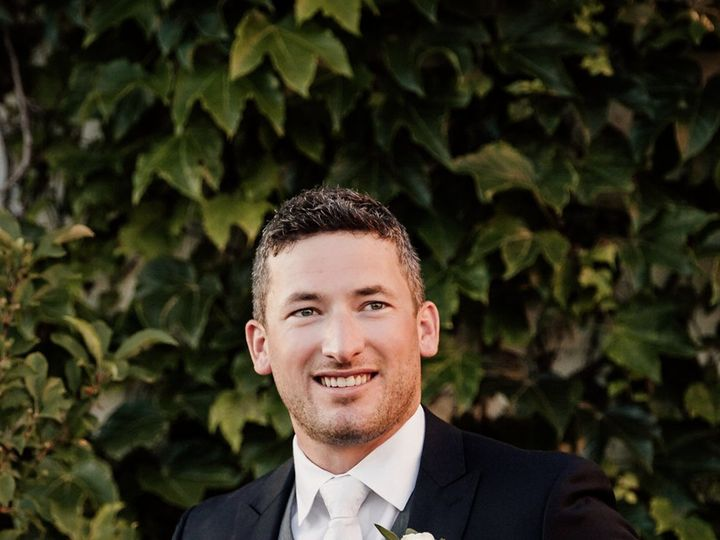 Tmx Groom Smiling With His Hands In His Pockets  51 558534 1567106479 Middleton, WI wedding photography