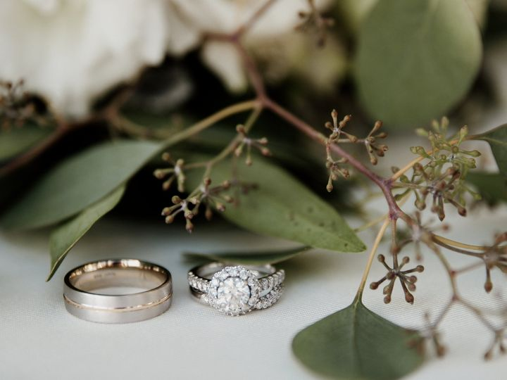 Tmx Wedding Rings With Bouquet 51 558534 1567106793 Middleton, WI wedding photography