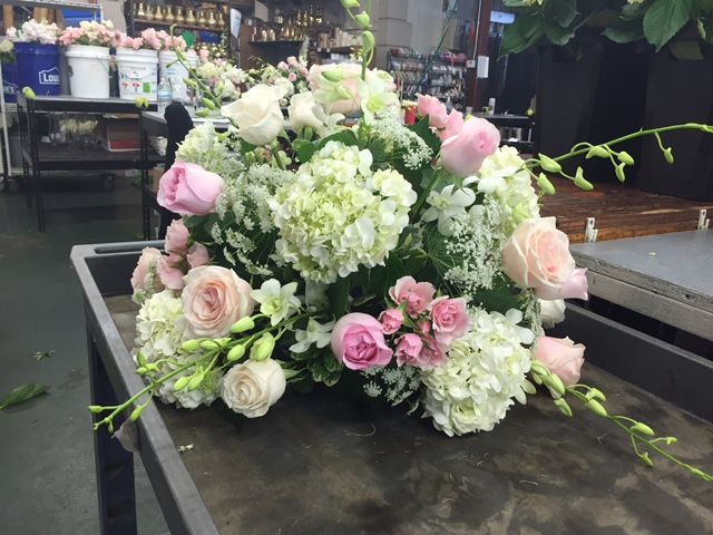 French quarter floral