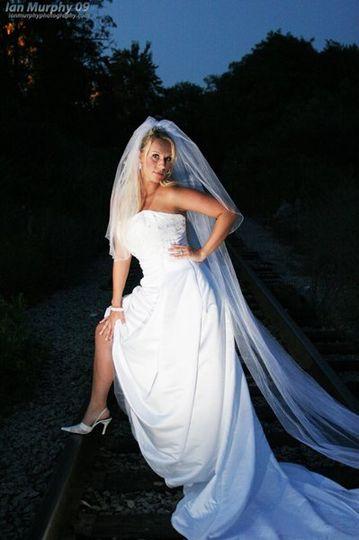 Railroad bride