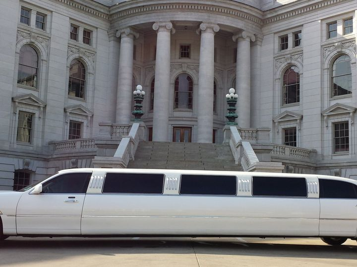 Tmx 1508738693687 Lincoln Limocapitol Madison wedding transportation